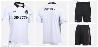 colo colo 2017 under armour home kit u2013 football fashion org