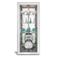 Bathroom Tall Corner Cabinet by Modern U0026 Contemporary Tall Corner Cabinet Allmodern
