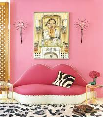 Barbie Home Decoration 12 Ways To Decorate With The Color Pink Stylecaster