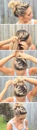 best 25 messy bun for short hair ideas on pinterest short hair