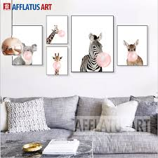 Online Buy Wholesale Canvas Paintings For Kids Rooms From China - Canvas paintings for kids rooms