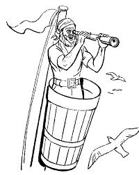 coloriage a imprimer pirates des caraibes az coloriage