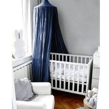 Baby Bed Net Canopy by Baby Bedding Dome Round Canopy Netting Mosquito Bed Curtain Net
