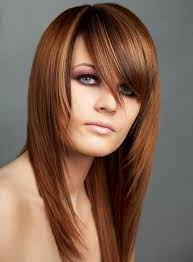 short straight a cut hairstyle with layers 30 long layered