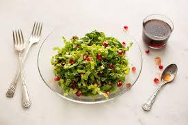 veggie dish for thanksgiving vegetarian thanksgiving pomegranate salad the new york times