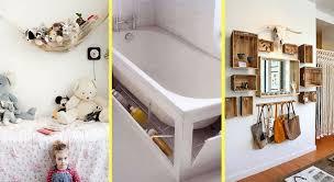 astuce rangement chambre rangement 27 astuces pour plus de place