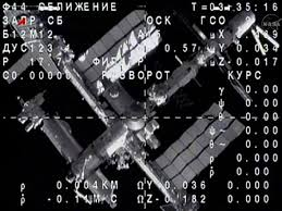 expedition 41 departs from station in soyuz space station
