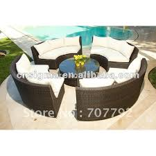 Low Patio Furniture Round Sectional Patio Furniture Gccourt House