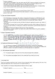 casual employment contract u0026 agreement employers assistance nz