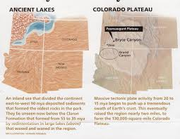 Colorado National Parks Map by Bryce Canyon National Park Learn More Every Day