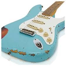 custom guitar cabinet makers fender custom shop limited heavy relic mischief maker cz529424 at