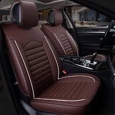 housse siege cing car 9 pcs universal voitures de luxe siège couvre portable housse de