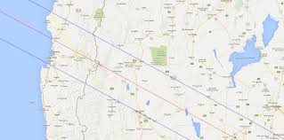 Map Chile Solar Eclipse Tour 2019 In Chile