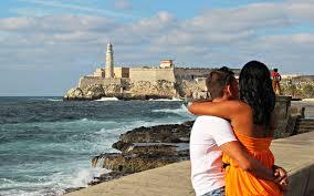 cuba was a top international destination for valentine u0027s day this