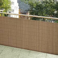 balkon abdeckung balkon sichtschutz balkonverkleidung bauhaus