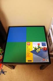 duplo table with storage ikea side table to table for the kids pinterest ikea side
