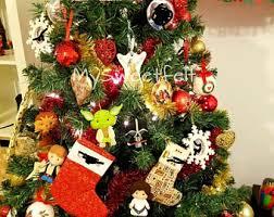wars christmas wars christmas ornaments etsy uk