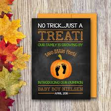Halloween Baby Party Ideas Halloween Pregnancy Announcement Ideas Popsugar Moms