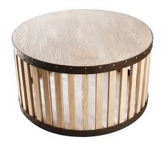 coffee table beautiful rustic round coffee table design ideas