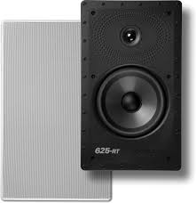 in wall speakers home theater polk audio 625 rt in wall speaker at crutchfield com