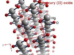 Periodic Table Mercury Mercury Mercury Oxide Webelements Periodic Table