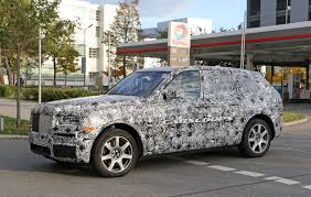 rolls royce suv forget the cullinan rolls royce will give its suv a different name