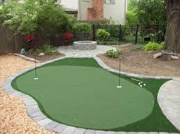 Small Backyard Putting Green 42 Best Diy Putting Greens Images On Pinterest Backyard Putting