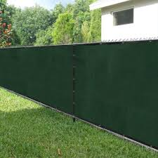 amazon com amagabeli fence privacy screen 6x50 for chain link