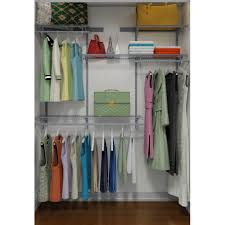 Closetmaid System Lovely Closetmaid Shelftrack Closet Organizer Kit Roselawnlutheran