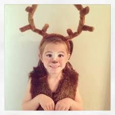 Deer Antlers Halloween Costume Diy Sven Costume Frozen Gw Indy Goodwill Diy Halloween