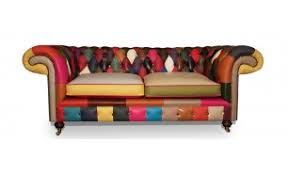 Chesterfield Sofa Patchwork Beautiful Patchwork Sofas From Newman U0026 Bright