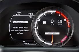 2018 lexus ls 500 lexus 2018 lexus ls 500 f sport instrument panel 03 motor trend
