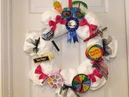 retirement wreath has depends and retirement gifts my diy
