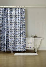 Lighthouse Curtains Bathroom by Yellow Blue And Gray Shower Curtain Integralbook Com