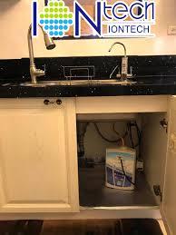 Kitchen Water Filter Under Sink - purity series 2 under sink alkaline water filter it 750 iontech