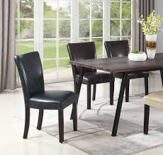 dining set 5pc 107581 by coaster in cappuccino jefferson dining set 5pc 107581 by coaster in cappuccino