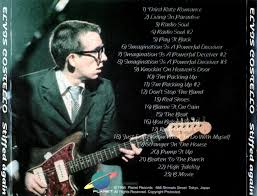 Stranger In The House by The Elvis Costello Home Page Discography Bootlegs Artwork
