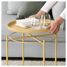 Metal Tray Coffee Table Gladom Tray Table Green Ikea Best Gallery Of Tables