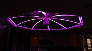 Led Strip Lighting Outdoor by Led Lighting Transitional Outdoor Solar Led Strip Lights