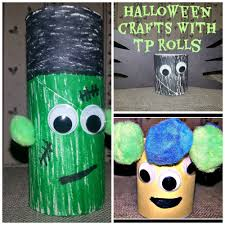 toilet paper halloween fun simple halloween crafts with tp rolls nepa mom