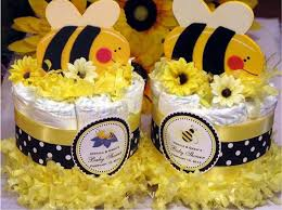 cake centerpiece as can bumble bee baby shower cake centerpiece pavia