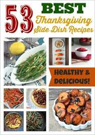 ten healthy and amazing thanksgiving side dishes just in time for