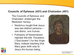 Council Of Chalcedon Teachings Church Councils And Doctrinal Development Church History Unit Ppt