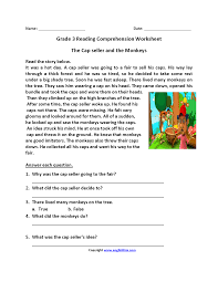 Spider Worksheets Reading Worksheets Third Grade Reading Worksheets