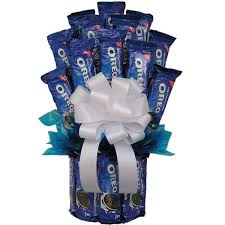 candy basket ideas large all oreo candy bouquet for students free ship