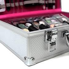 Vanity Box Vanity Case Cosmetic Make Up Urban Beauty Box Travel Carry Gift