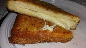 mozzarella in carrozza messinese mozzarella in carrozza alla messinese con besciamella