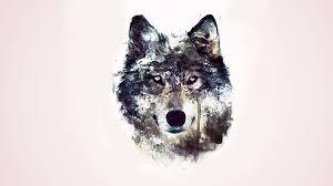 imagenes abstractas hd de animales abstracción lobos fondo ojos lobo abstracto fondo de pantalla fondos