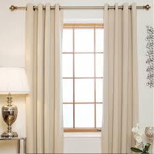 Grommet Blackout Drapes Andover Mills Caples Solid Blackout Thermal Grommet Curtain Panels