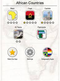 african countries flags and map of africa quiz app price drops
